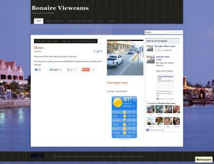 Bonaire Viewcams